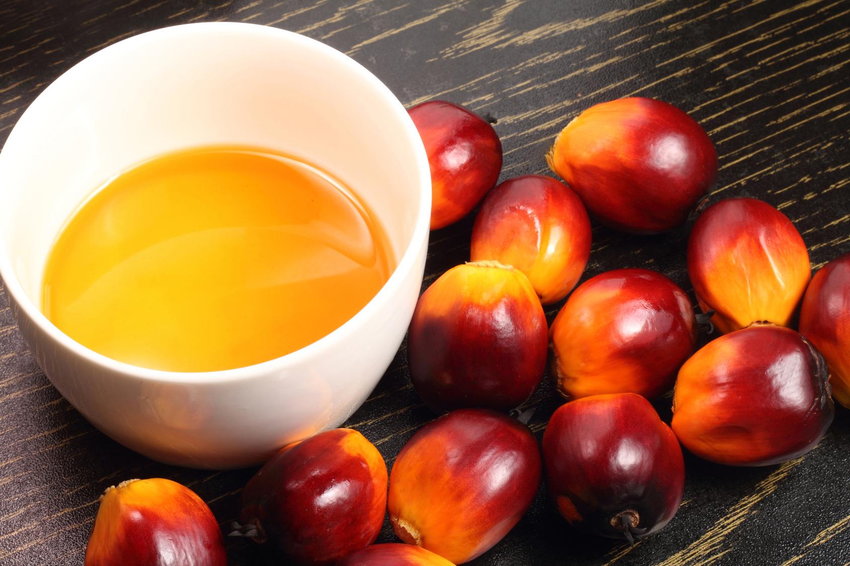 olio di palma cos e