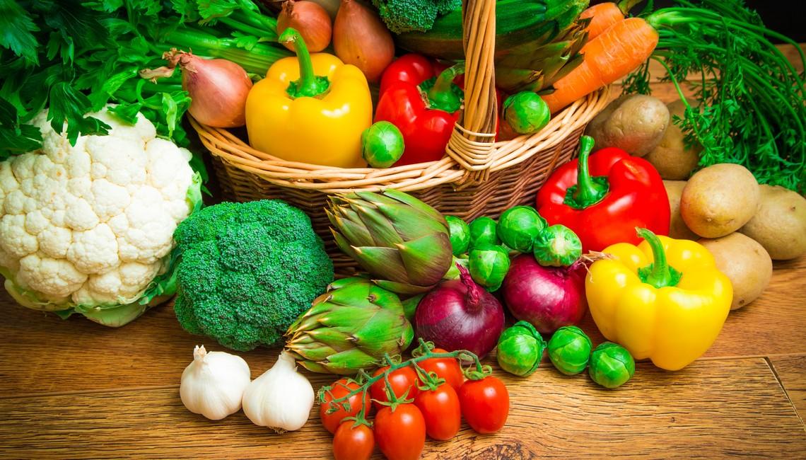 Verdure di stagione la tabella completa mese per mese - Immagine di frutta e verdura ...
