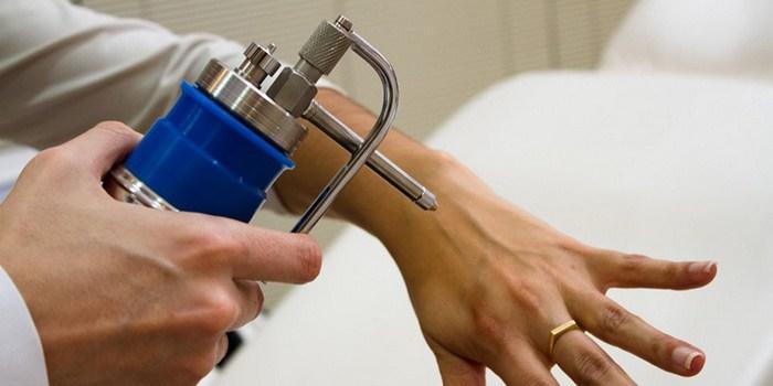 crioterapia dermatologica