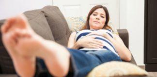gambe gonfie gravidanza