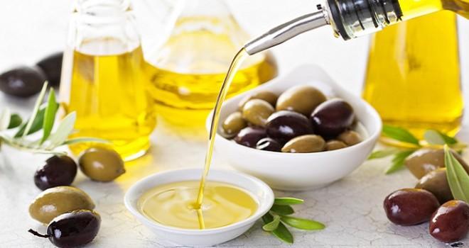 olio d'oliva eritema