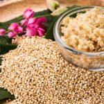 quinoa per stitichezza
