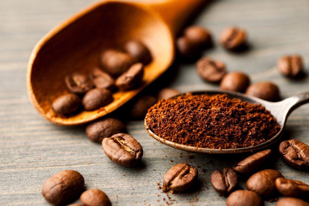 uso del caffè in cucina