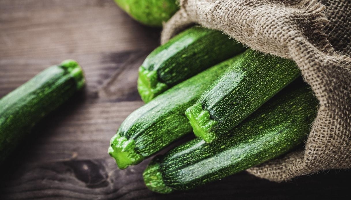 zucchine proprietà