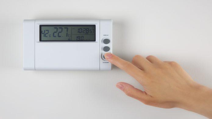 impostare temperatura