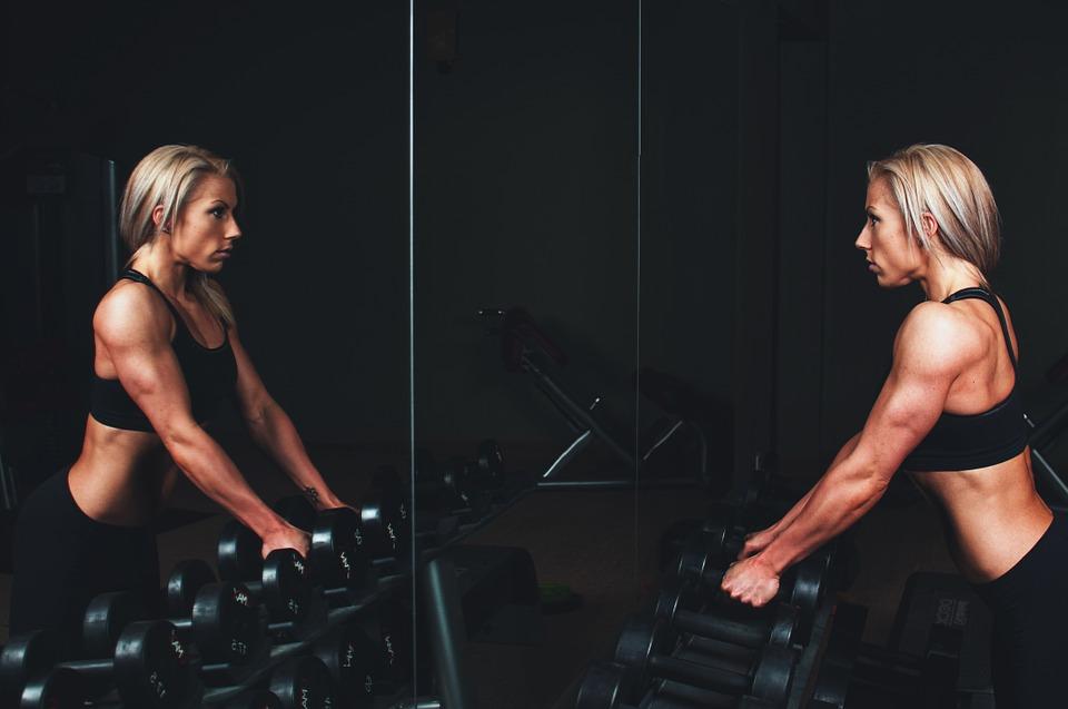 braccia a tendina esercizi