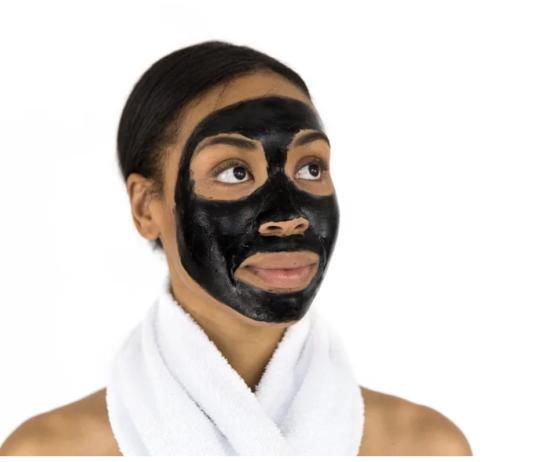maschera viso inverno