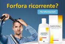 nizoral forfora capelli