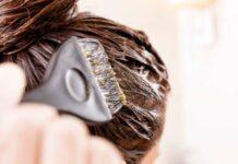 tinta capelli sporchi o puliti