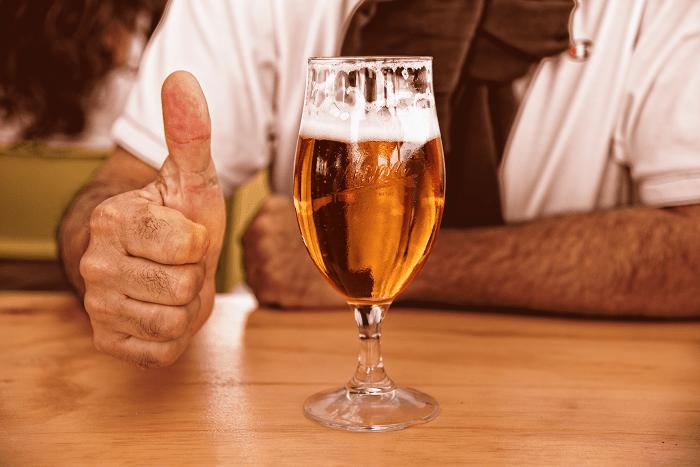bere birra fa male