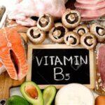alimenti ricchi vitamina b5