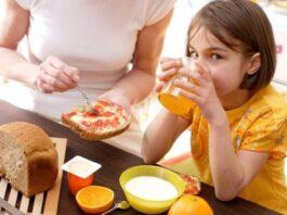 educazione alimentare bambini
