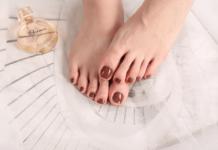 pedicure senza pietra pomice