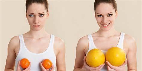 aumentare seno esercizi