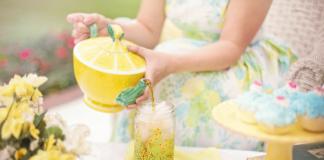 dieta del limone