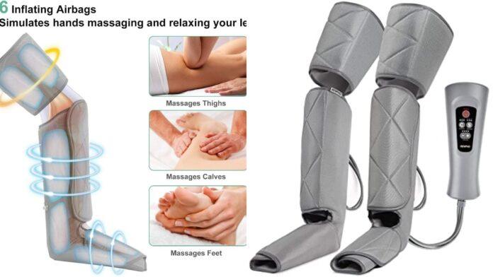 renpho-massaggiatore-gambe-compressione-aria-recensione