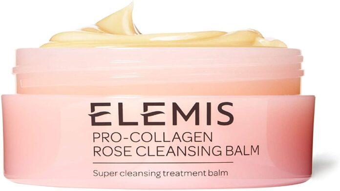 Elemis-Pro-Collagen-Rose-Cleansing-Balm-recensione