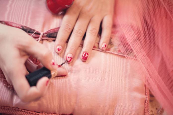 unghie per sposa