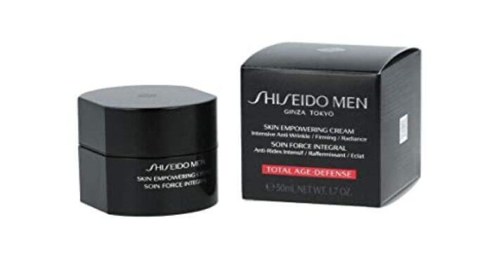 Shiseido Men Skin Empowering Cream recensione