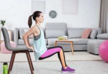 Esercizi da seduti per dimagrire