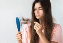Rinforzare i capelli che cadono